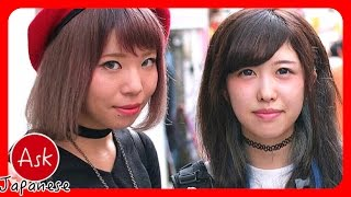What do Japanese WANT?! Ask Japanese about 3 things they desire right now
