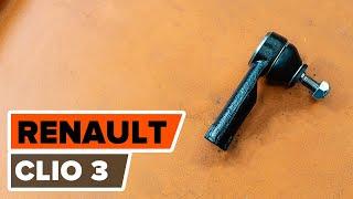 Montavimo Oro aušintuvas RENAULT CLIO: vaizdo pamokomis