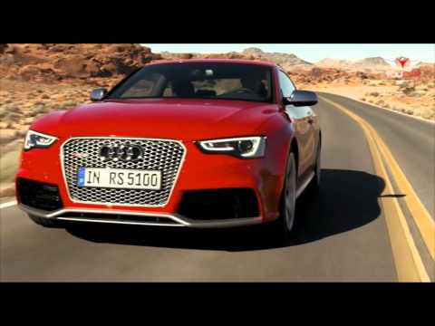 ? 2013 Audi RS5 - Full Throttle