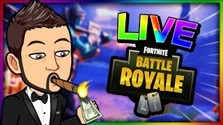 NEW STARTER PACK Ft iXxeno [ FORTNITE Battle Royale LIVE REDIF #22 ]