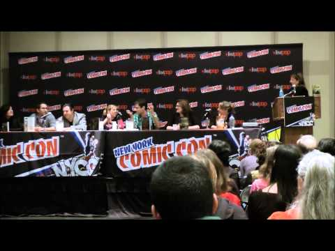 Genre-Bending Visions: The Art of the Modern Thriller :: 2013 NY Comic Con