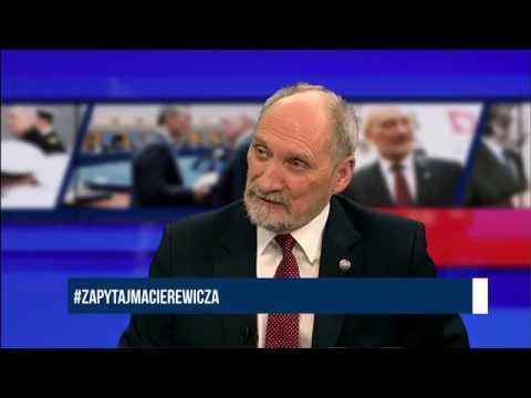 PILNUJMY POLSKI - ANTONI MACIEREWICZ (ODC.2) - KACZYŃSKIEMU TRZEBA UFAĆ !