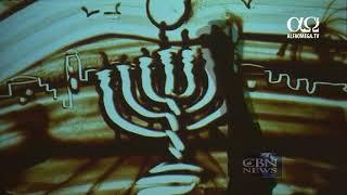Istoria Israelului desenata pe nisip