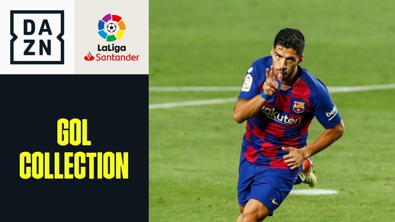 Gol Collection 35ª giornata   LaLiga   DAZN Highlights