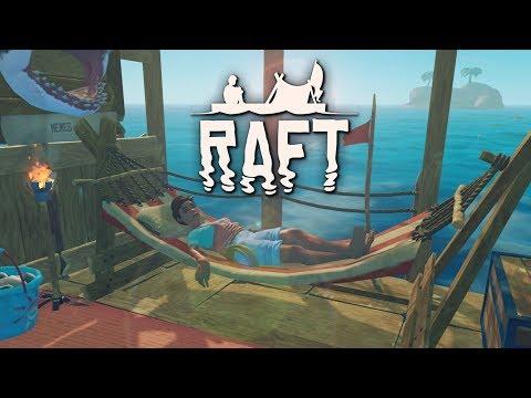 RAFT | Sea survival!
