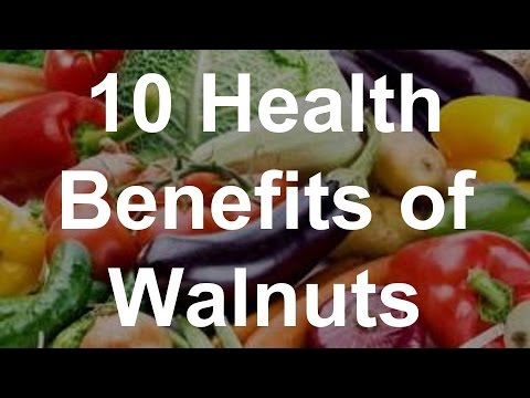 10 Health Benefits of Walnuts