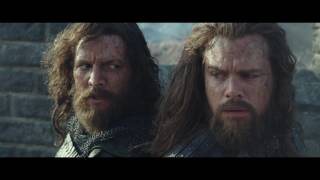 "THE GREAT WALL Di Zhang Yimou Con Matt Damon - Scena Del Film In Italiano ""Sembrano Nervosi"""