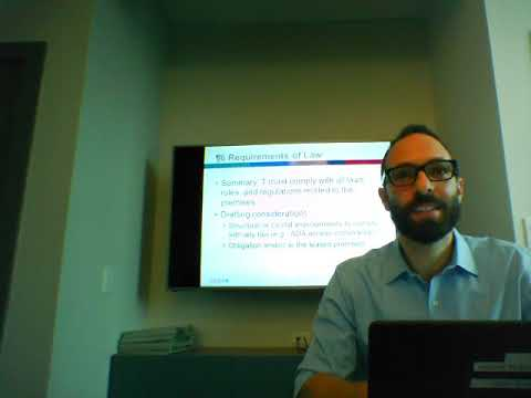 Commercial Lease Assistance Training Day 2 Segment 1