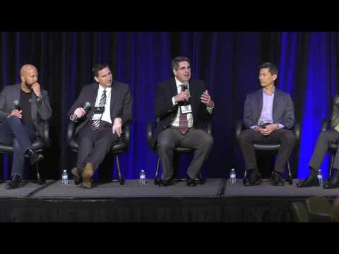 Industry in Transition: Keynote & Executive Panel- Wed General Session @ ARC Orlando Forum 2017