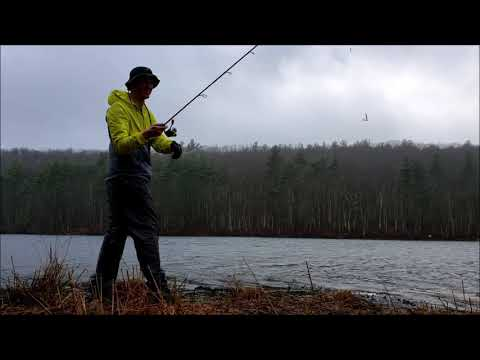 Spring Trout Fishing - Rutland MA 4/3/2020