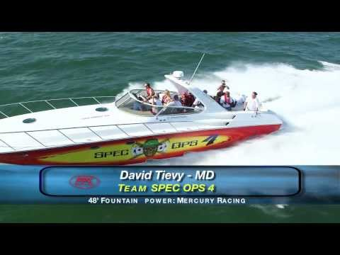 Part 2 of 4 - Powerboating In Paradise TV 2013 - Episode 1 - Key West Poker Run 2012