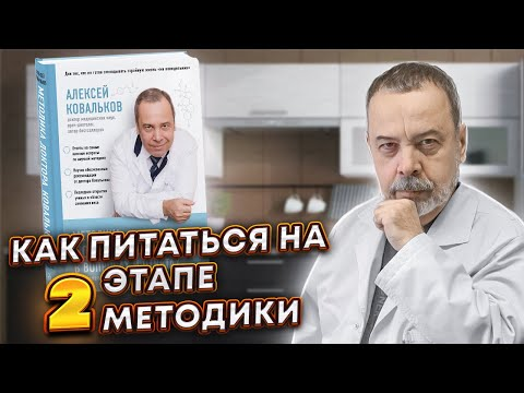 Диета доктора Ковалькова -