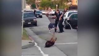 Police Brutality Unseen Footage and People Protesting - US Protest - #BlackLivesMatter