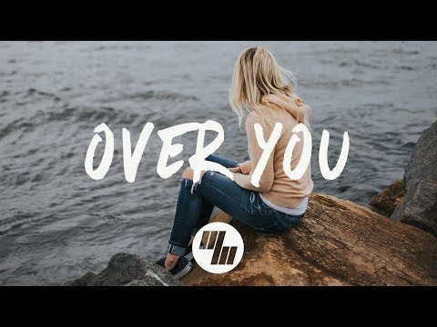 Kasbo - Over You (Lyrics / Lyric Video) feat. Frida Sundemo