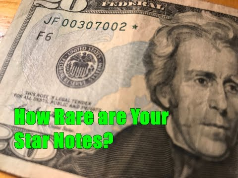How To Know For Sure If You Have A Rare & Valuable Star Note - Awesome Online Resource!!