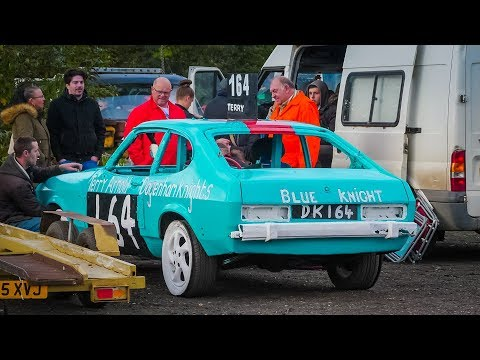 Arena Essex PRI National Banger Legends - Ronnie Martin Memorial - 22nd Oct 2017