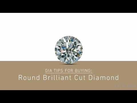 How To Buy A Diamond Series: Round Brilliant Cut   GIA