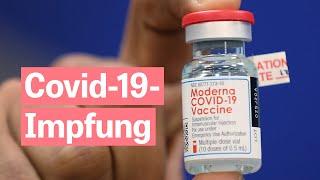 Das passiert mit mRNA-Impfstoffen im Körper | Covid-19 Impfstoffe gegen Coronavirus