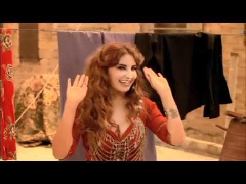 Clip Sha3lha - Shatha Hassoun - فيديو كليب شاعلها - شذى حسون
