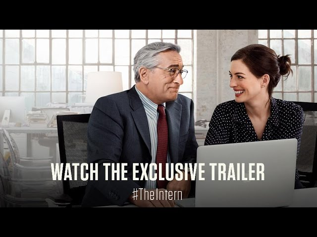 The Intern - Official Trailer 2 HD