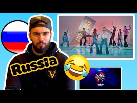 RUSSIA 🇷🇺 Eurovision 2020 : Little Big - Uno *REACTION*