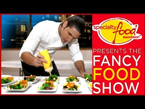 The Fancy Food Show 2017 Specialty Food Association NYC NY New York Jacob Javits Center