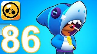 Brawl Stars - Gameplay Walkthrough Part 86 - Shark Leon (iOS, Android)