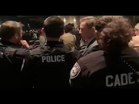 # 002 «...А. Гринько - Рука Бондарука.» Полиция в церкви «New Life Missionary Church» Portland, OR