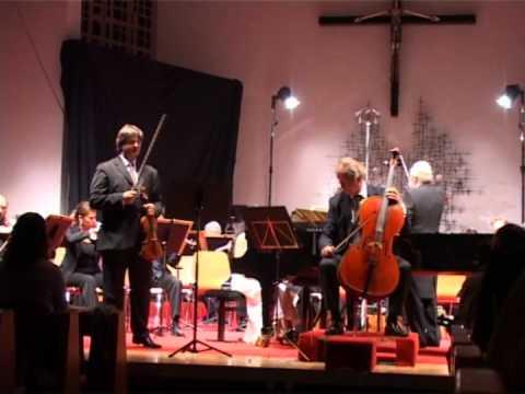 Beethoven: Triple Concerto for violin, cello and piano - III. Rondo alla polacca
