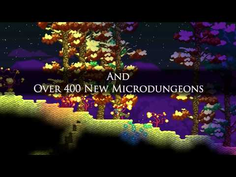 Starbound - Colony Update Trailer