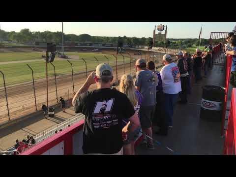 Coletrain 82Q 6-8-19 Lucas Oil Speedway Feature Make Up