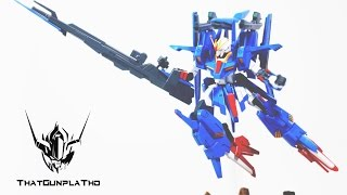 HG Build Fighters | ZZII | Fast Build | Seed Build | Quick Build | Straight Build | GUNDAM