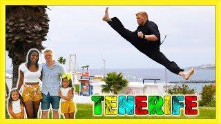 Tenerife Holiday | Family Fun, Taekwondo & Tricking