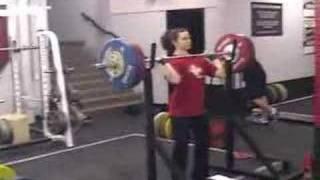 Christine Girard (calgary Training Camp)