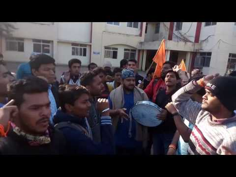 ABVP Slogans @Indore National Conference