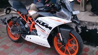 KTM RC 390 2016 DELIVERY! (FULL HD)