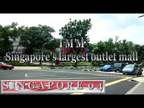 IMM – Singapore's Largest Outlet Mall | Travel in Singapore 2016