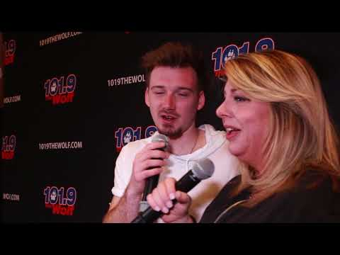 """MORGAN WALLEN interview and performance """" The Way I Talk"""""""