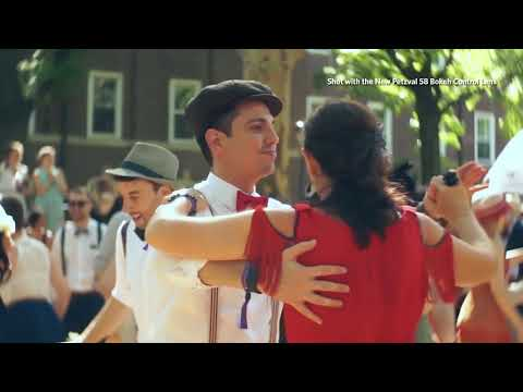 New Petzval 58: Jazz Age Lawn Party Jazz Version