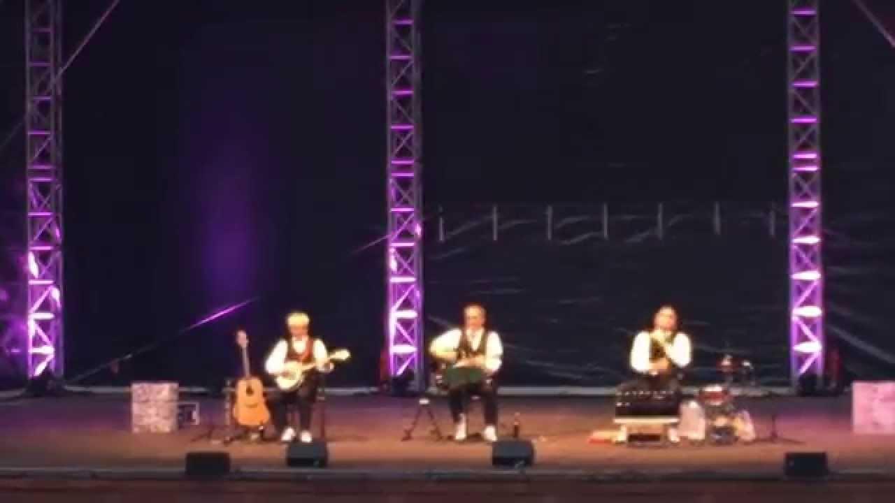 Zwinger Trio, 10.07.2015, Junge Garde Dresden -