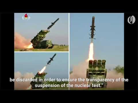 North Korean leader Kim Jong Un suspends nuclear missile tests