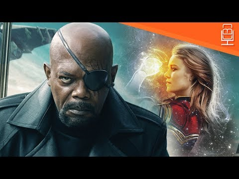 Samuel L. Jackson on MCU Contract & Nick Fury's New Face