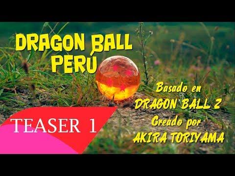 "DRAGON BALL ""La Leyenda de Gokú"" (Teaser promocional)"