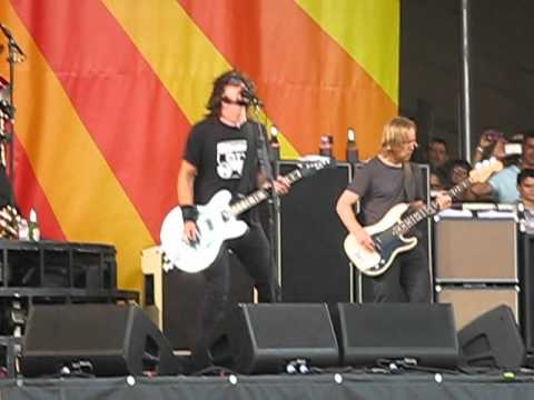 Times Like These Foo Fighters Live @ New Orleans Jazz ...