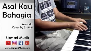 Asal Kau Bahagia | Piano Cover | Belajar Piano Keyboard