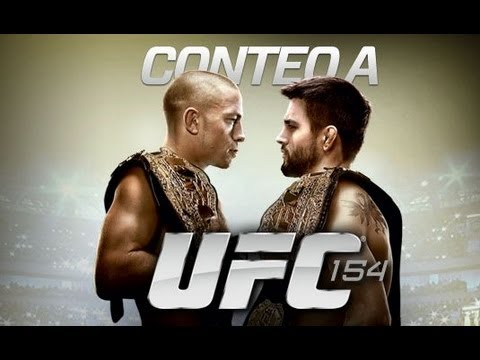 Conteo Regresivo a UFC 154: St-Pierre vs. Condit