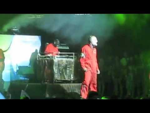 Slipknot - Sulfur LIVE - Rockstar Mayhem Festival 2012 @ Saratoga Springs, NY 7/31/2012