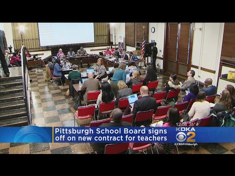 Pittsburgh Public School Board Approves 3-Year Contract With Teachers' Union
