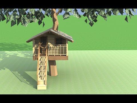 DIY treehouse 4