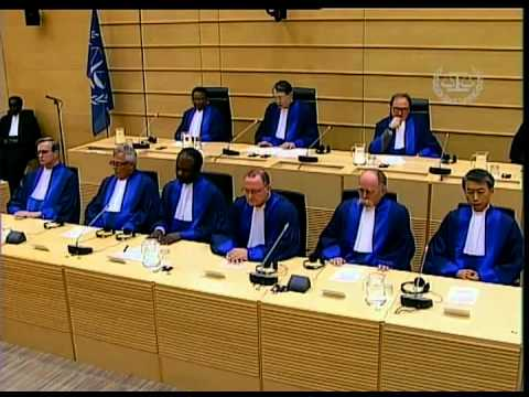 Swearing-in ceremony for six new ICC Judges - 10 March 2015